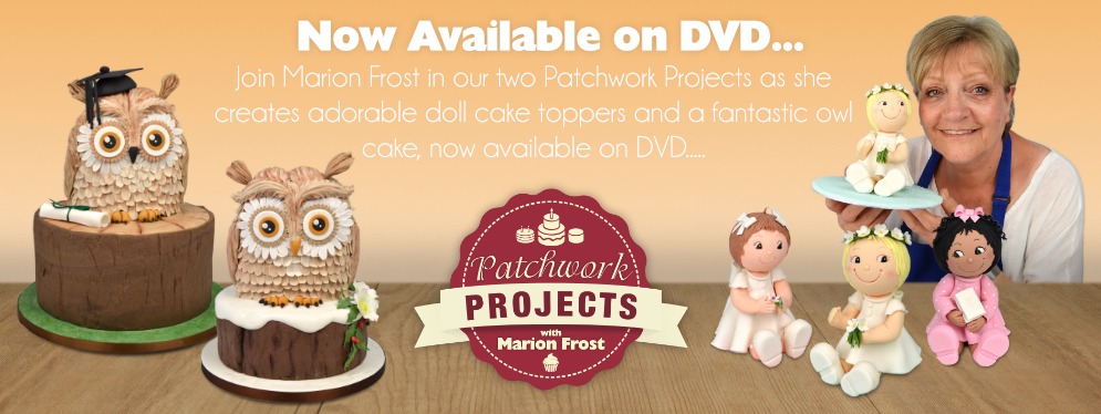 Patchwork Projects DVD