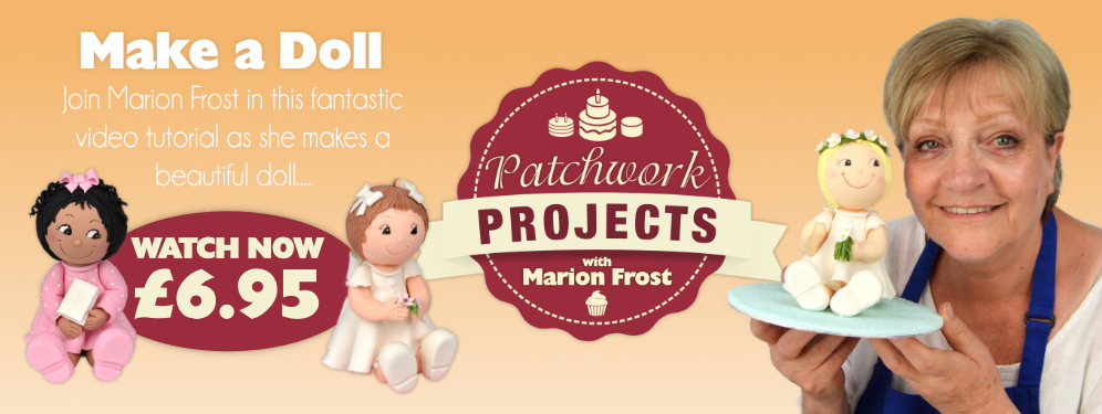 Patchwork Projects - Make a Doll