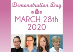 Demonstration Day - March 28th 2020