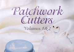 (NTSC - FOR AMERICA AND NTSC PLAYERS ONLY ) Patchwork Cutters DVD Volume 1 & 2 combined