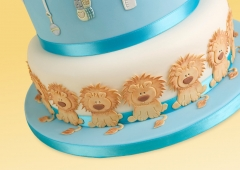 Baby Lion & Nursery Set